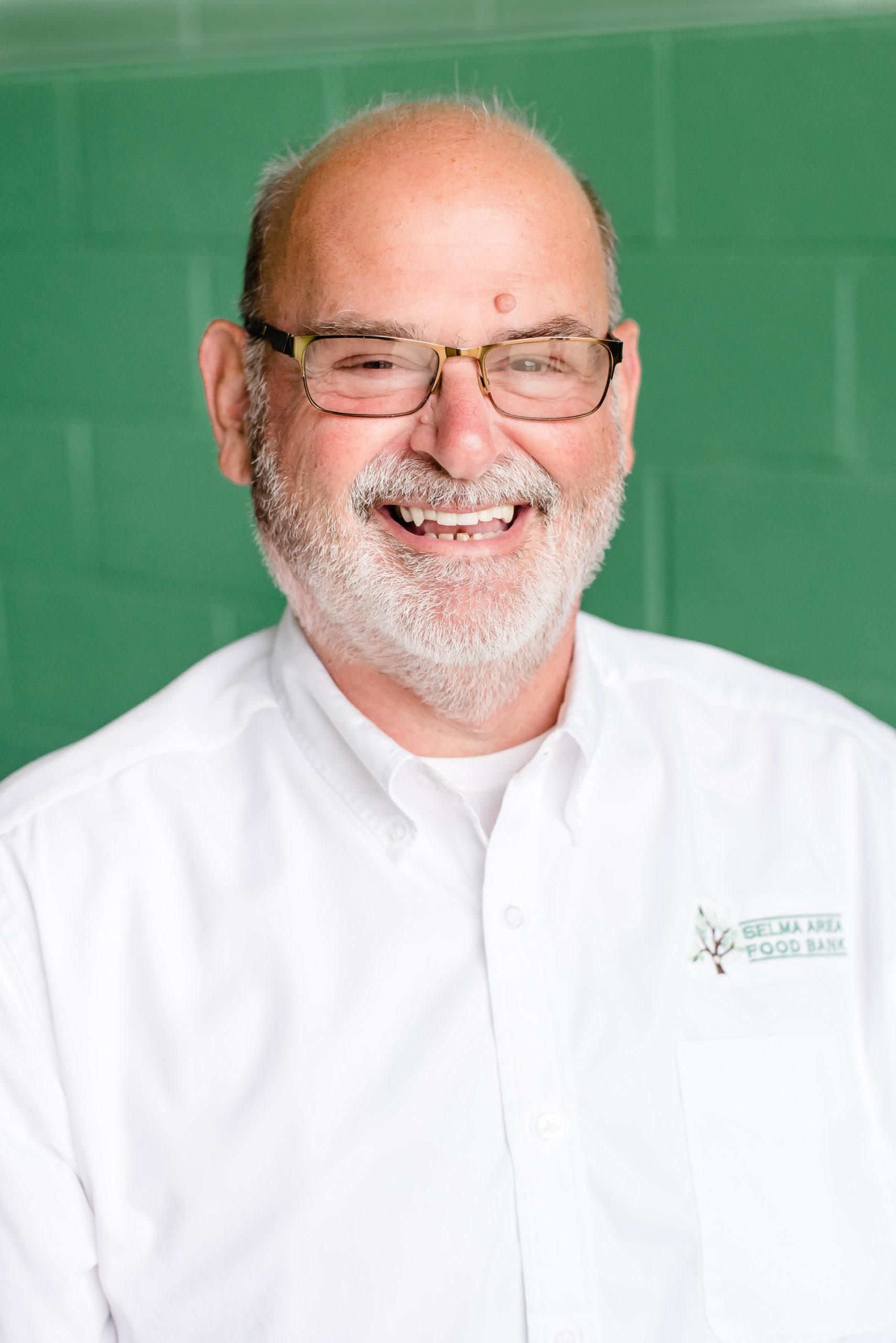 Image of Jeff Harrison - Director of Selma Food Bank